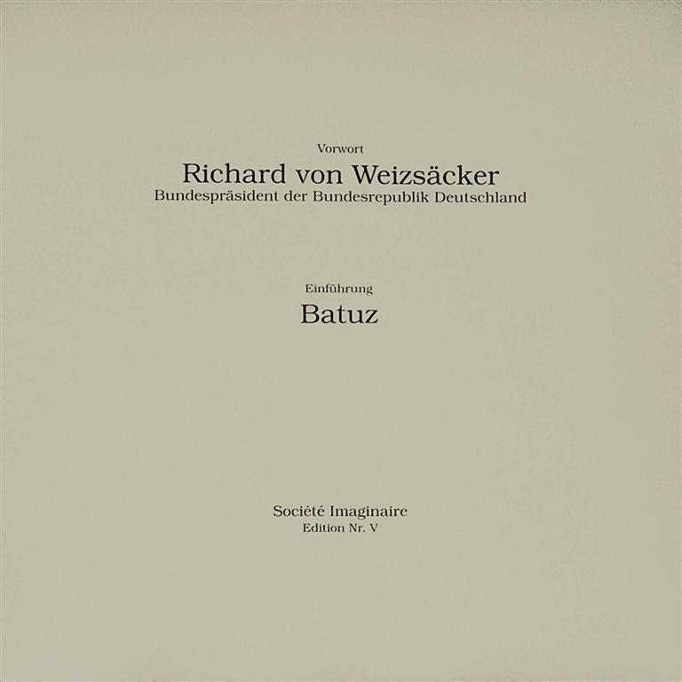 East-German Portfolio - title page